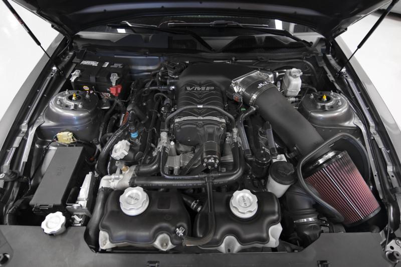 2010 Mustang GT500 - MMR Steet Mod 1000 - National Speed