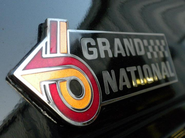 1987 Buick Grand National National Speed