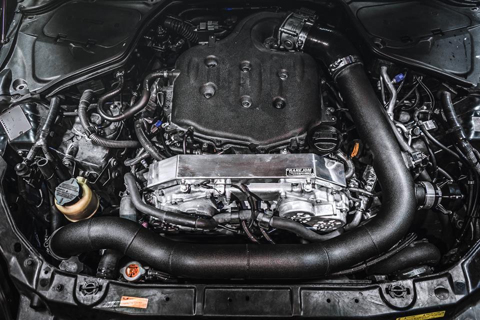 Single Turbo G35