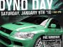 UNCW Car Club Dyno Day