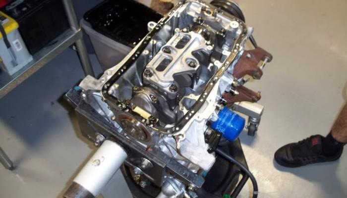Acura Integra TypeR National Speed - Acura integra type r engine
