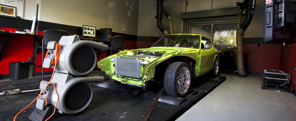 ObseZive Compulsive // Jared Cullop's 1972 Datsun 240Z