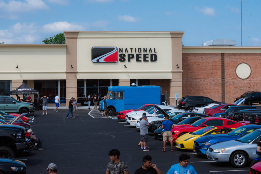 National Speed Richmond Grand Opening Dyno Day
