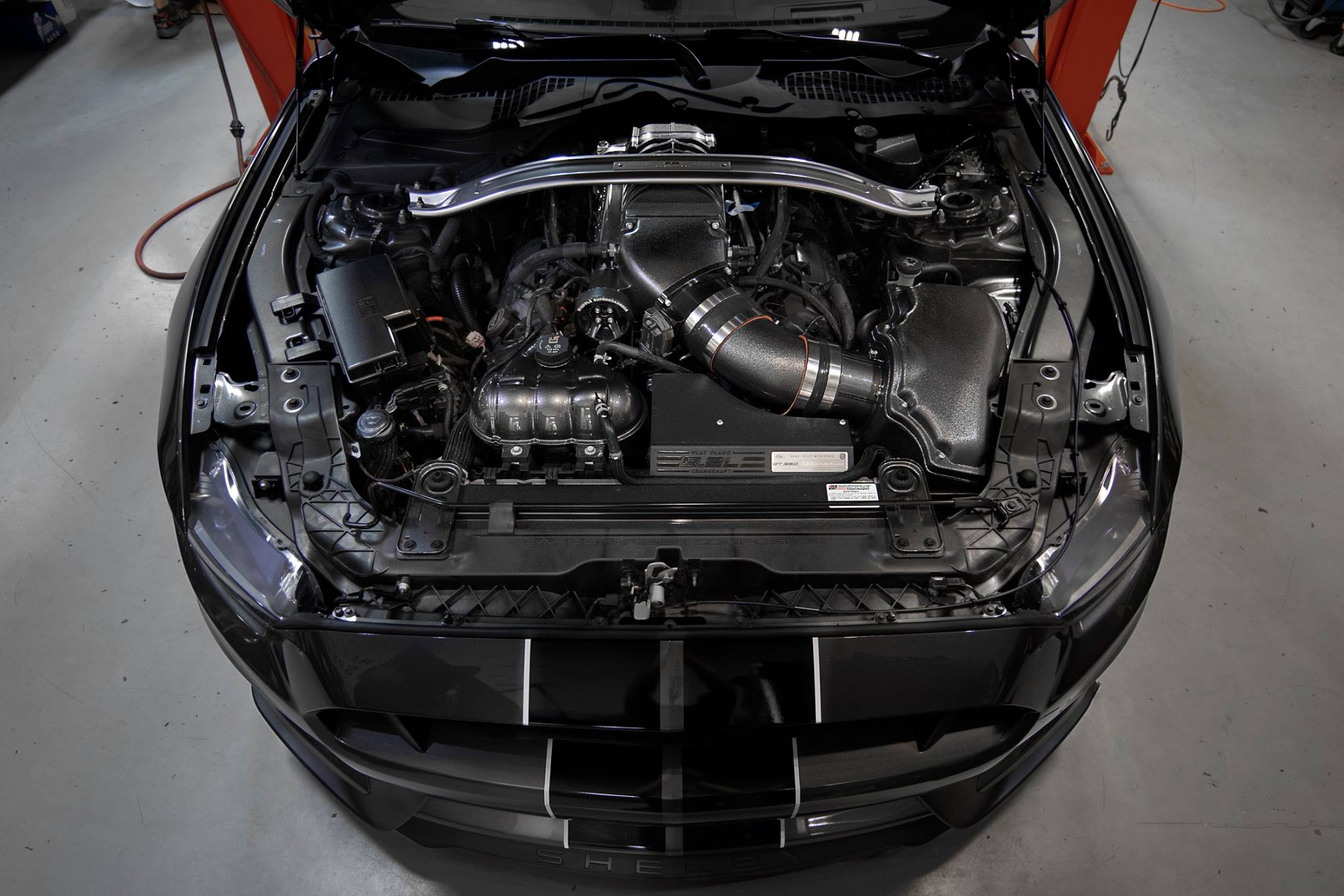 2016 Ford Mustang Shelby GT350 - National Speed