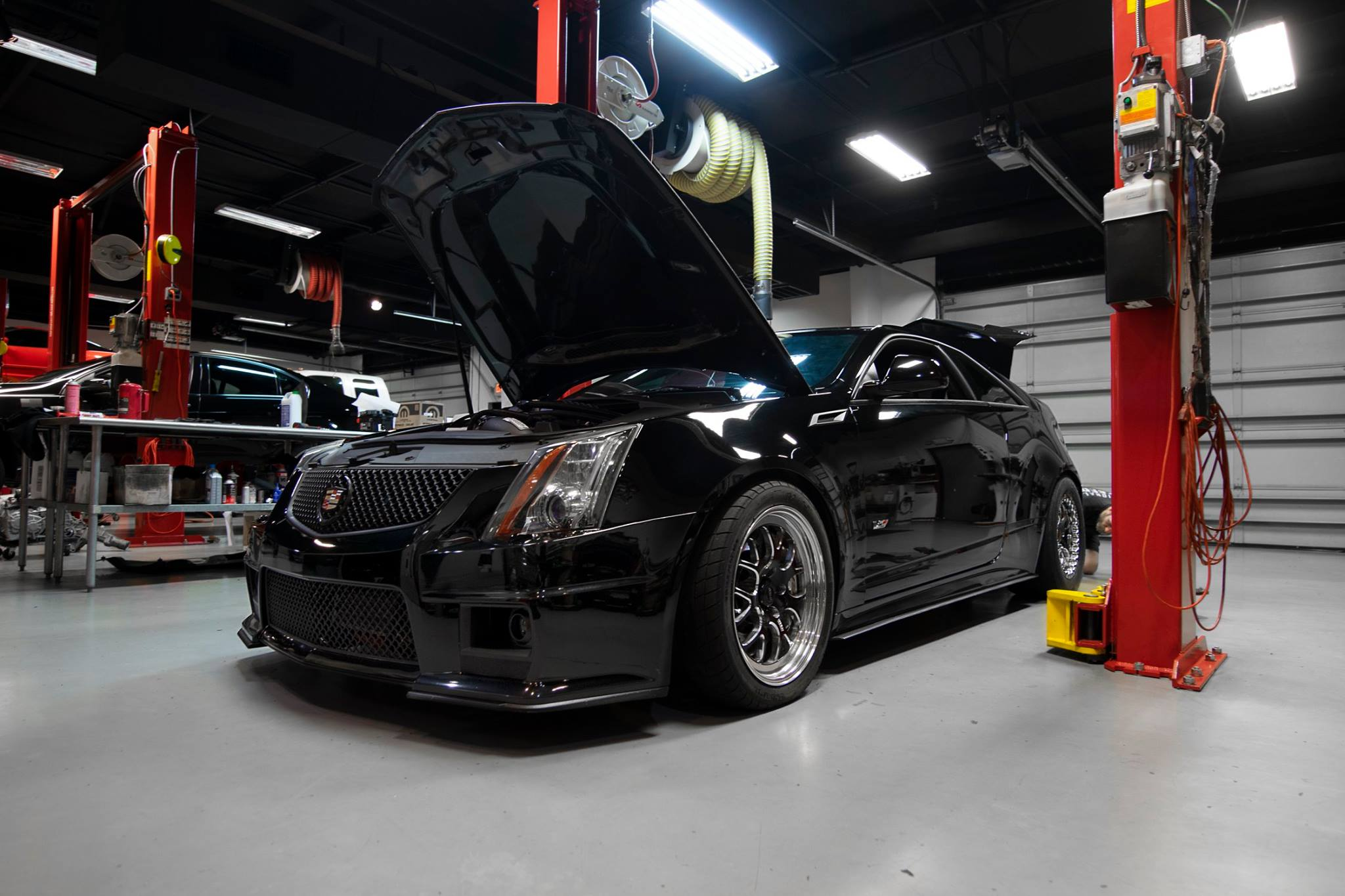 2011 Cadillac Ctsv Coupe National Speed