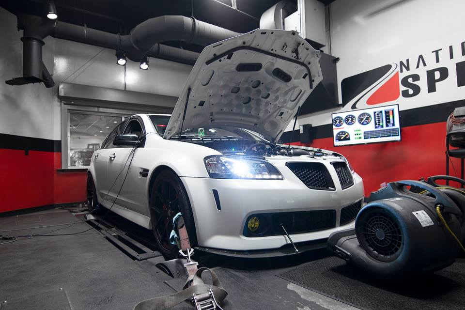 2009 Pontiac G8 - Supercharged - National Speed