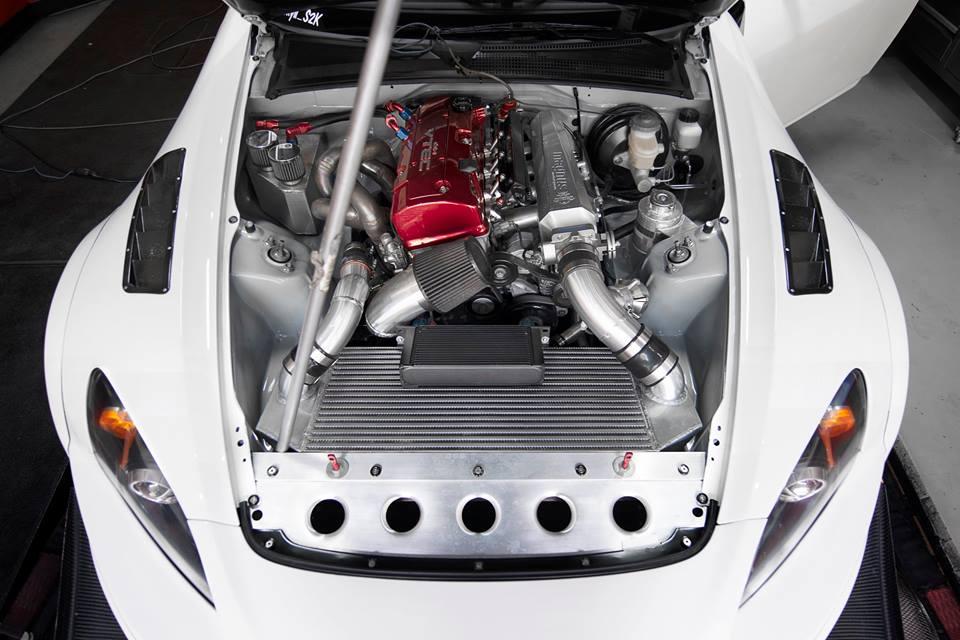 2003 Honda S2000 - Turbo - National Speed