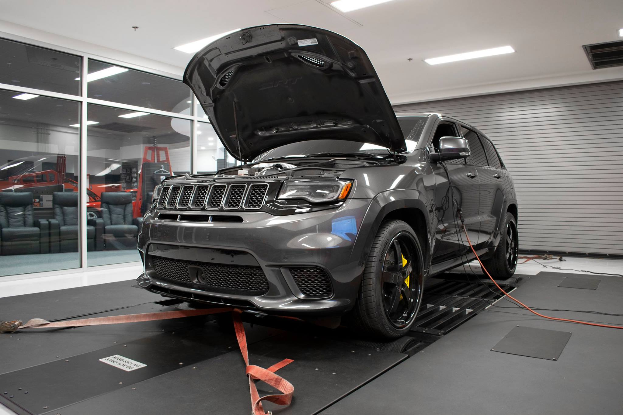 National Speed - 2018 Jeep Trackhawk: 4 Modifications to get 950hp!