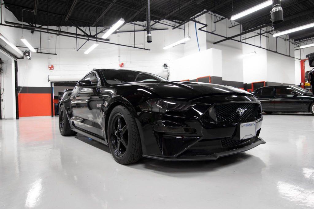 1000hp Mustang Whipple
