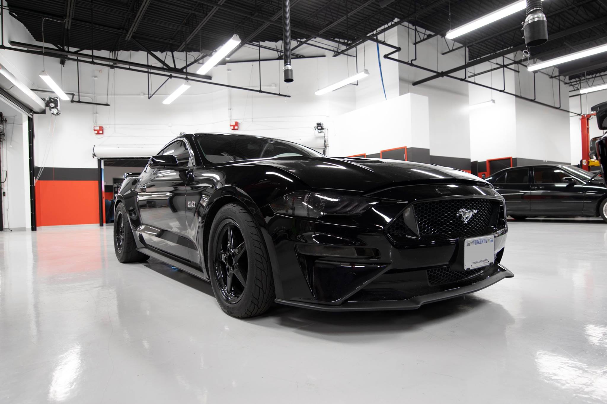 1000hp Supercharged Ford Mustang Gt Package National Speed