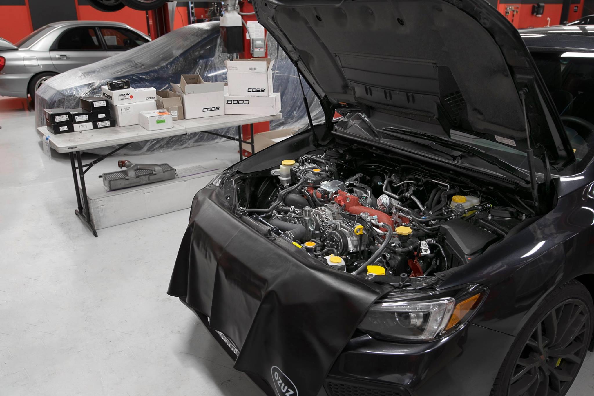 Subaru Wilmington Nc >> 2019 Subaru WRX STI - Flex Fuel - National Speed