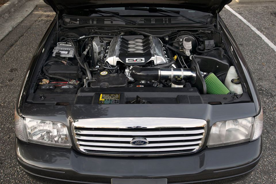 2006 Crown Victoria Coyote 5 0l Swap National Speed