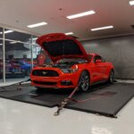 Mustang GT Dyno