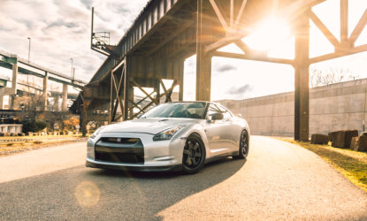 2009 Nissan GT-R by National Speed